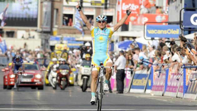 Бельгийский суд оправдал Винокурова по делу о договорной победе в велогонке
