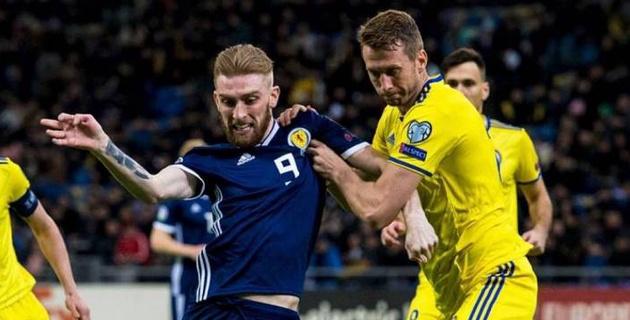 Шотландия объявила состав на матч с Казахстаном в отборе на Евро-2020