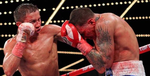 Нокаутированный Головкиным боксер стал запасным в бою Чавес - Джейкобс