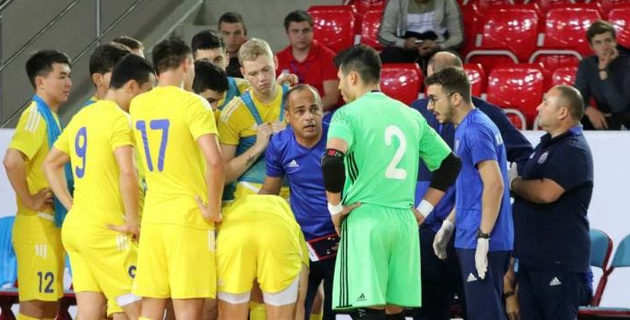 Сборная Казахстана по футзалу узнала соперников за выход на чемпионат мира-2020
