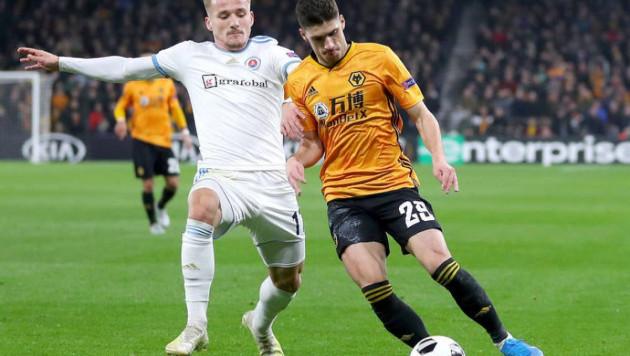 Казахстанский защитник принял участие в матче Лиги Европы против английского клуба