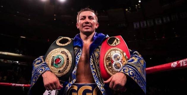 Головкин оказался рекордсменом рейтинга лучших боксеров вне зависимости от веса