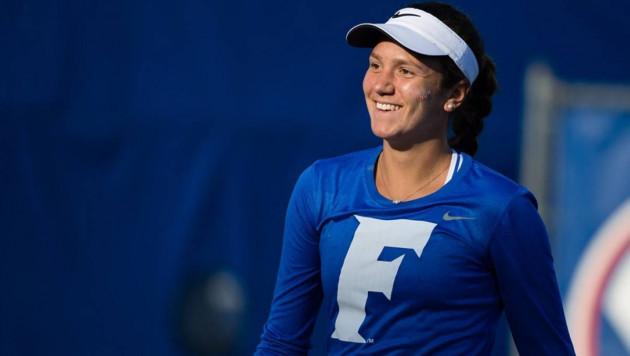 Казахстанская теннисистка вышла в финал турнира парного разряда в Чили