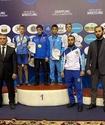Казахстанские борцы завоевали 12 золотых медалей на чемпионате мира по грэпплингу