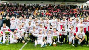 Команда казахстанского тренера одержала 15-ю победу подряд в зарубежном чемпионате