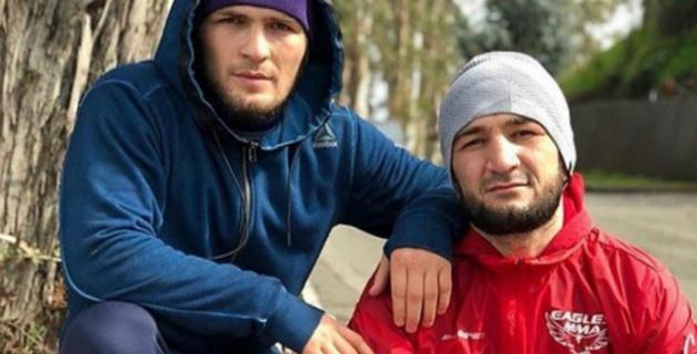 Брат Нурмагомедова дебютировал в UFC досрочным поражением в первом раунде