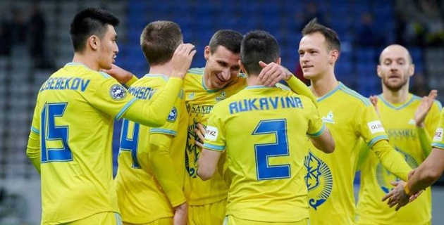 Стали известны все участники Лиги чемпионов и Лиги Европы от Казахстана в 2020 году