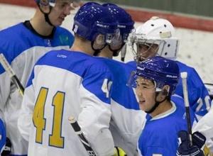 Молодежная сборная Казахстана по хоккею завершила поражением турнир в Эстонии