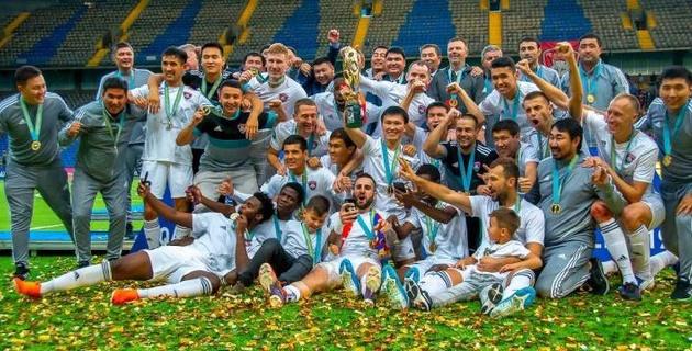 Обладатель Кубка Казахстана по футболу определился с тренером перед дебютом в Лиге Европы