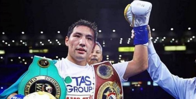 Алимханулы вошел в ТОП-15 рейтинга WBC после победы нокаутом в бою за два титула