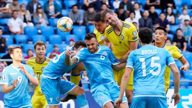 Худшая сборная мира назвала состав на матч с Казахстаном в отборе на Евро-2020