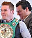 """""""Он и до этого был лучшим вне зависимости от веса"""". Президент WBC восхитился """"Канело"""""""