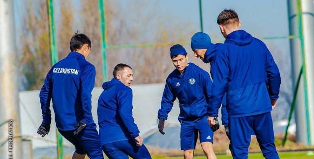 Сборная Казахстана произвела замену в составе перед матчами отбора на Евро-2020