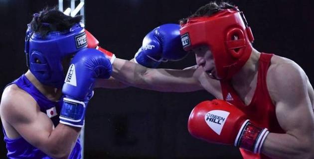 С досрочной победой и нокдаунами. Девять боксеров из Казахстана гарантировали себе медали МЧА-2019