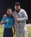 Казахстанский футболист перешел в португальский клуб