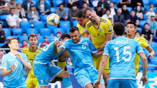 Специалист оценил шансы сборной Казахстана набрать четыре очка в последних играх отбора на Евро-2020