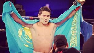 Непобежденный казахстанец с титулом от WBC рассказал о переговорах с экс-кандидатом на бой с Головкиным