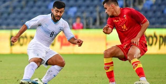 Израиль обошел молодежную сборную Казахстана в группе отбора на Евро-2021