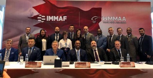 Галимжан Есенов вошел в совет директоров IMMAF-WMMAA