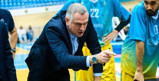 Сборная Казахстана по баскетболу назначила главного тренера