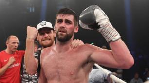 """Экс-соперник """"Канело"""" после отказа от боя с Ахмедовым нокаутировал соперника во втором раунде"""