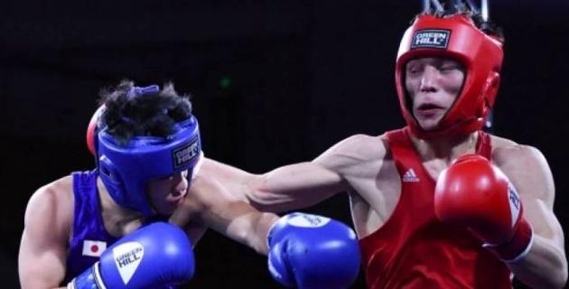 Досрочные победы и нокдауны. Семь казахстанских боксеров вышли в финал МЧА-2019