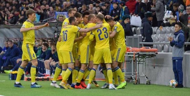 Казахстан обыграл худшую сборную мира и приблизился к третьему месту в группе отбора на Евро-2020
