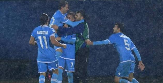 Сборная Сан-Марино забила первый гол в отборе Евро-2020 в матче с Казахстаном