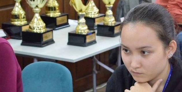 Жансая Абдумалик заняла второе место на клубном чемпионате Европы