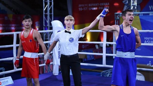 Казахстан завоевал шесть золотых медалей на молодежном чемпионате Азии по боксу