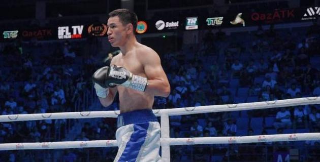 Стала известна причина отказа небитого казахстанского боксера от турнира с шестизначными гонорарами
