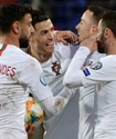 Сборная Португалии победила в матче с голом Роналду и вышла на Евро-2020