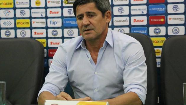 Тренер с опытом работы в России и Украине может покинуть казахстанский клуб