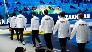 Казахстан в истории! Видео церемонии открытия Кубка Дэвиса в Мадриде