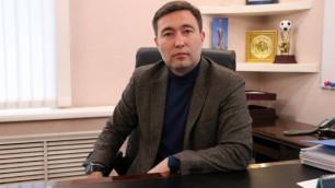 Автор единственного гола Казахстана на молодежном ЧМ стал директором клуба КПЛ