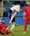 Сборная игроков КПЛ пропустила девять голов от Италии и потерпела самое крупное поражение в истории