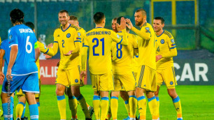 Стал известен стартовый состав сборной Казахстана на последний матч в отборе на Евро-2020