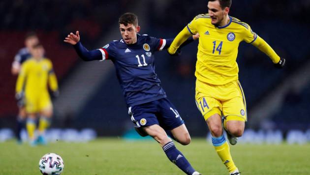 Видео голов и обзор последнего матча сборной Казахстана в отборе на Евро-2020