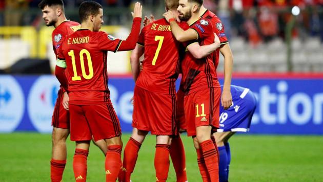 Разгромами завершились последние матчи соперников Казахстана в отборе на Евро-2020