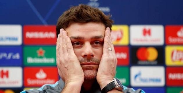 Финалист Лиги чемпионов уволил главного тренера