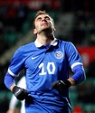 Сборная игрока казахстанского клуба была разгромлена в отборе на Евро-2020