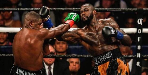 Реванш Уайлдера с Ортисом за титул WBC покажут в Казахстане в прямом эфире