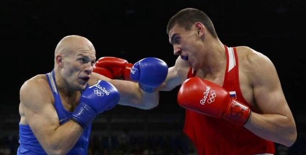 МОК наказал судей скандального боя Левит - Тищенко на Олимпиаде в Рио-2016