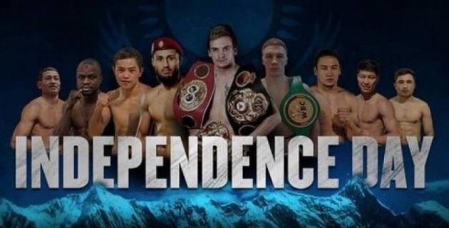 Анонсирован вечер бокса в Алматы с боями казахстанцев с титулами от WBC и олимпийского чемпиона из Узбекистана