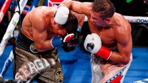Отомстить за Деревянченко?! Украинский боксер захотел подраться с Головкиным