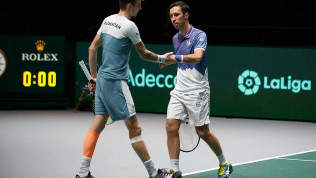 Букмекеры оценили шансы Казахстана обыграть Британию во главе с Энди Марреем в Кубке Дэвиса