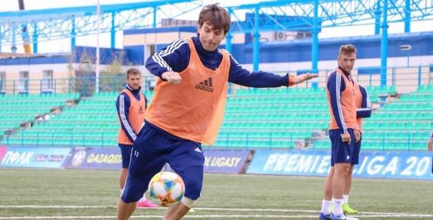 Бывший игрок сборной Украины покинет казахстанский клуб