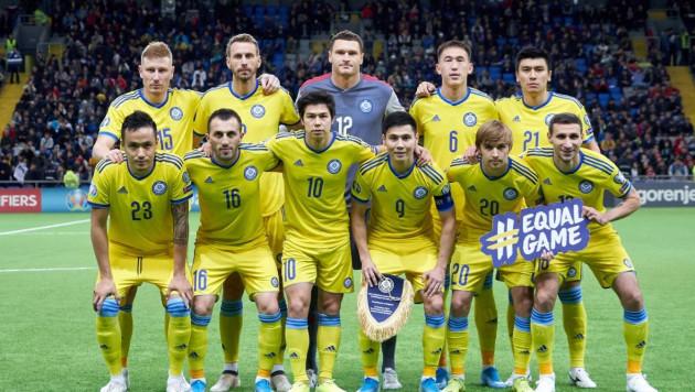 Кто из футболистов в лучшей форме? УЕФА составил рейтинг игроков сборной Казахстана после квалификации на Евро-2020
