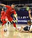 Вице-чемпион Казахстана проиграл действующему победителю Лиги чемпионов по футзалу
