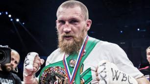 Экс-претенденту на чемпионский титул подобрали соперника на бой в декабре